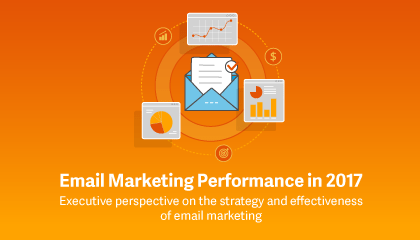 Email Marketing Performance in 2017